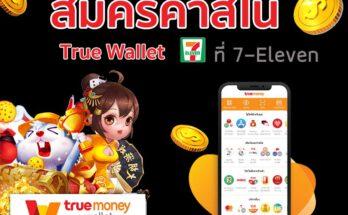 สมัครคาสิโน true wallet